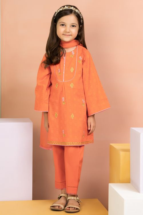3 Pc Formal Dobby Suit