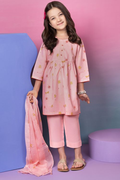 3 Pc Formal Cambric Suit